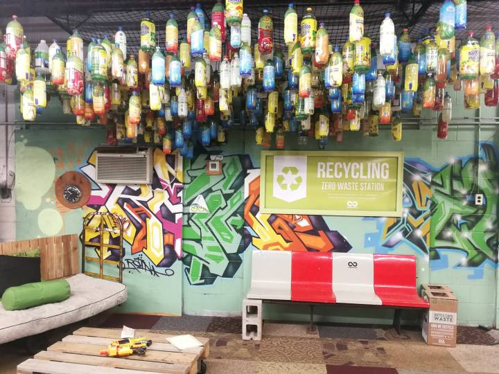 A tour of the TerraCycle US office