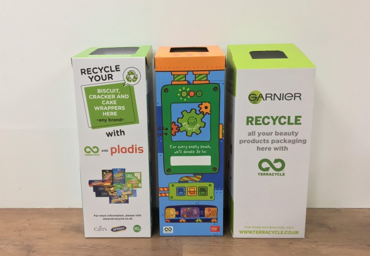 The Beginners Guide to Recycling withTerraCycle
