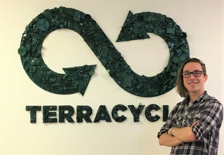 Meet Evan Udelsman, Design Junkie at TerraCycle