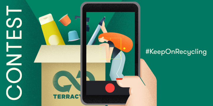 #KeepOnRecycling Global Contest is Live!